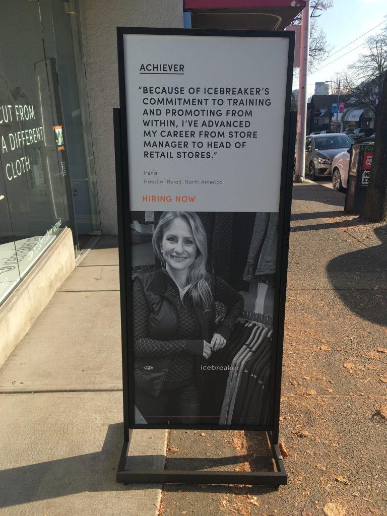icebreaker employer brand storytelling
