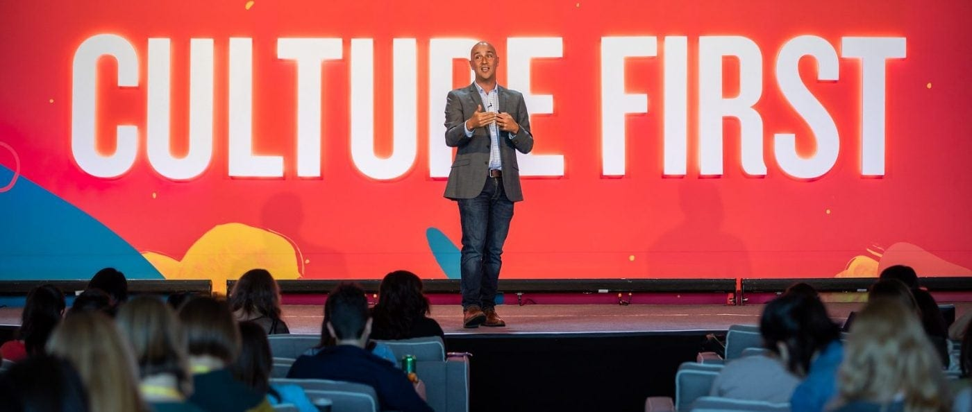 Storyteller Jordan Bower at Culture First